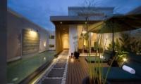 The Seiryu Villas Sun Beds   Seminyak, Bali