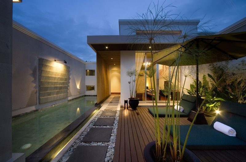 The Seiryu Villas Sun Beds | Seminyak, Bali