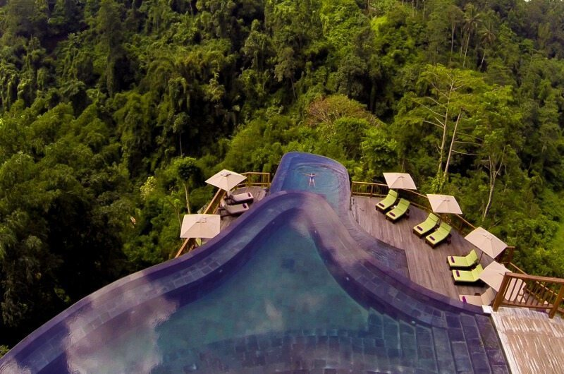 Ubud Hanging Gardens Swimming Pool | Ubud, Bali