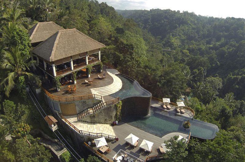 Hanging Gardens Of Bali Ubud Bali Indonesia