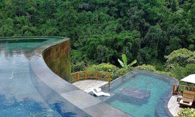 Ubud Hanging Gardens Pool Side | Ubud, Bali