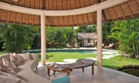 Villa Kubu 2BR Open Plan Living Area | Seminyak, Bali