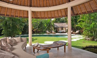 Villa Kubu 2BR Open Plan Living Area   Seminyak, Bali