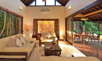 Villa Kubu 1BR Living Area   Seminyak, Bali