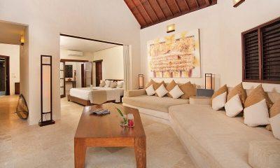 Villa Kubu 1BR Living Room   Seminyak, Bali