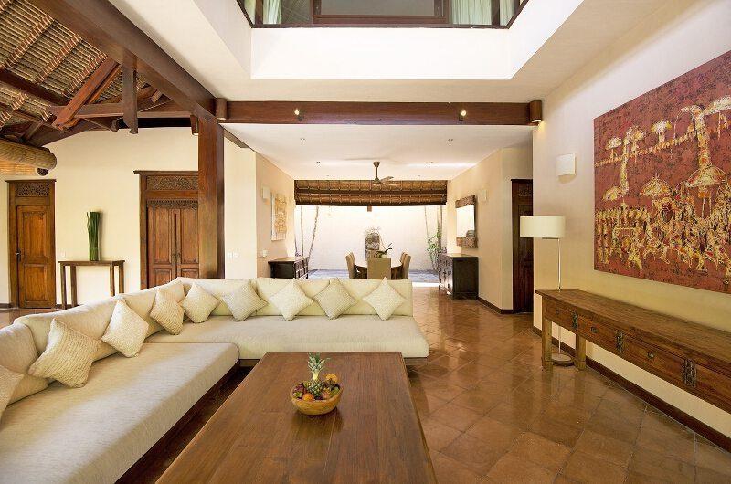 Villa Kubu 3BR Living Room | Seminyak, Bali