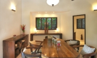 Villa Kubu 1BR Dining Area | Seminyak, Bali