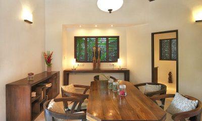 Villa Kubu 1BR Dining Area   Seminyak, Bali