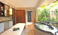 Villa Kubu 2BR Bathroom | Seminyak, Bali