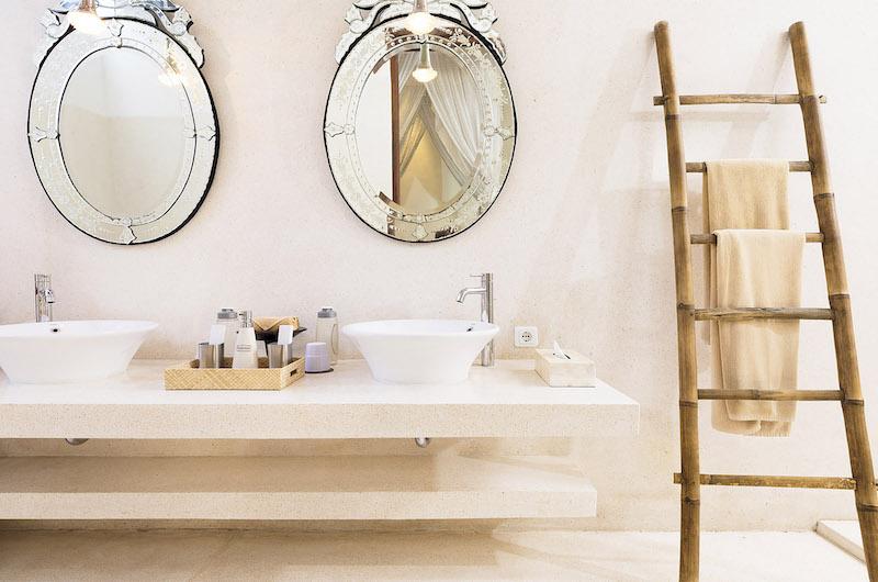 Villa Mako Bathroom Mirror | Canggu, Bali