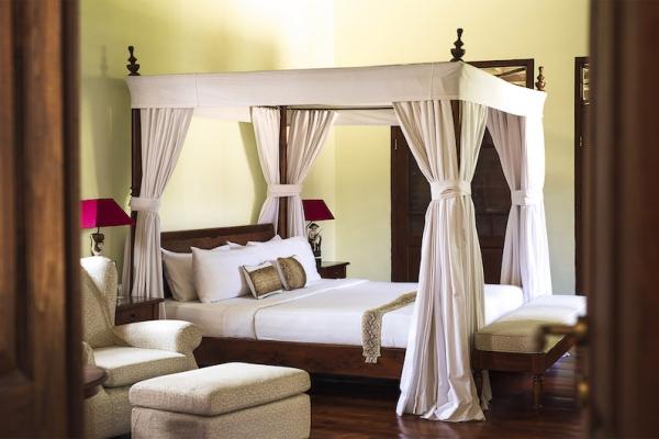 Villa Mako Bedroom with Seating | Canggu, Bali