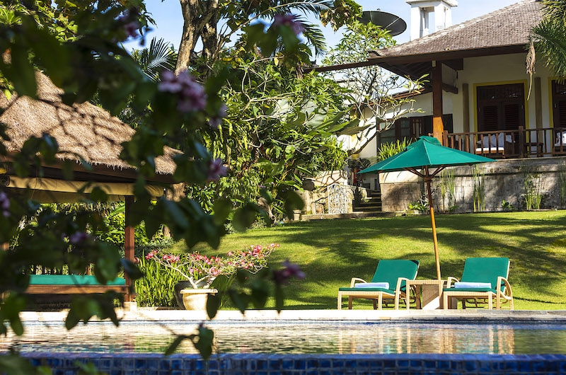 Villa Mako Swimming Pool Area | Canggu, Bali
