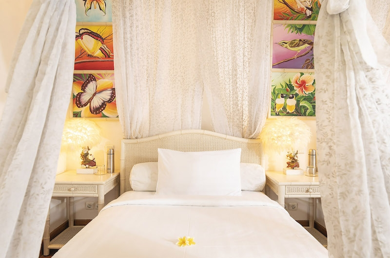 Villa Mako Bedroom Area | Canggu, Bali