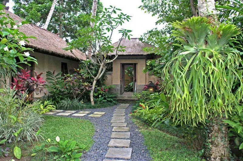 Villa Ria Sayan Entrance | Ubud, Bali