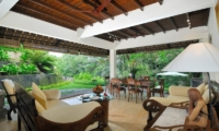 Villa Semana Open Plan Living Area I Ubud, Bali