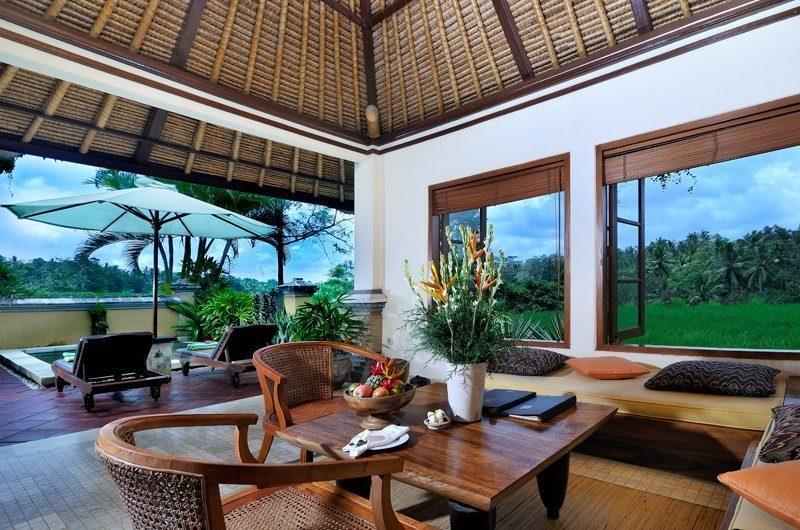 Villa Semana Living Area I Ubud, Bali