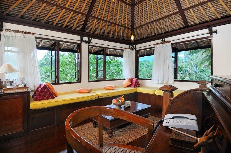 Villa Semana Lounge Area I Ubud, Bali