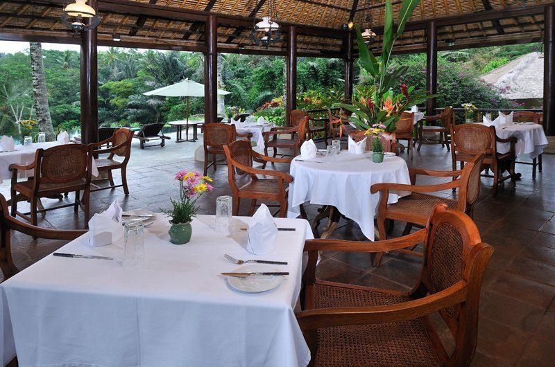 Villa Semana Dining Area I Ubud, Bali