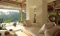Villa Shamballa Lounge Area I Ubud, Bali