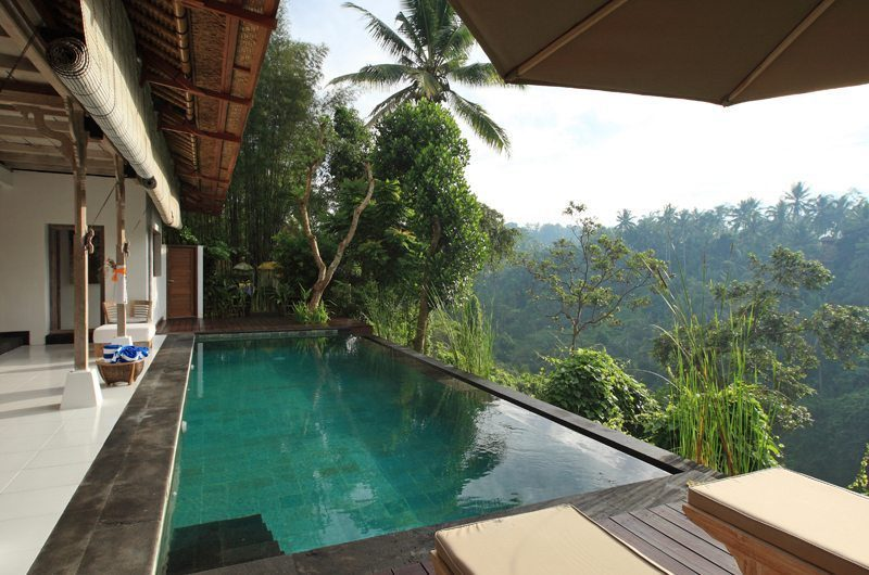 Villa Shamballa Swimming Pool I Ubud, Bali