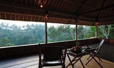 Villa Shamballa Balcony | Ubud, Bali