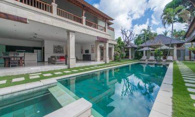 Villa Zanissa Villa Zack Swimming Pool   Seminyak, Bali