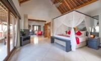 Villa Zanissa Villa Zack Master Bedroom | Seminyak, Bali