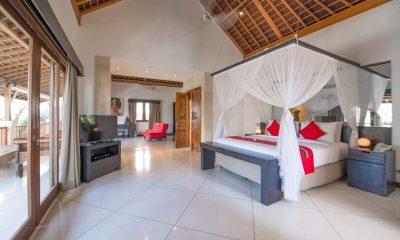 Villa Zanissa Villa Zack Master Bedroom   Seminyak, Bali