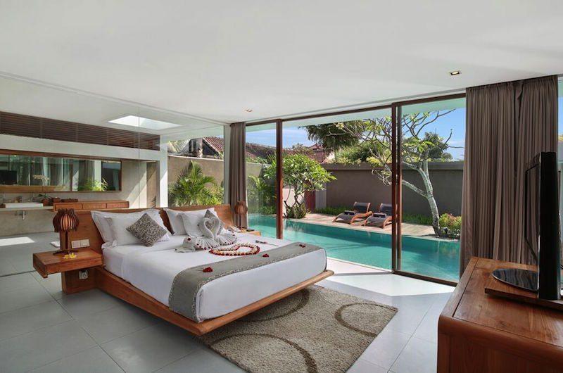 Ziva A Boutique Bedroom| Seminyak, Bali