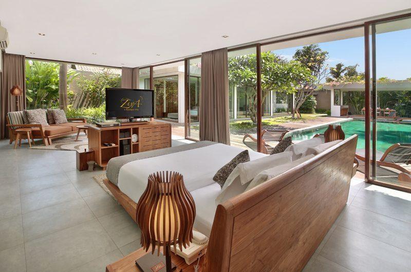 Ziva A Boutique Master Bedroom | Seminyak, Bali