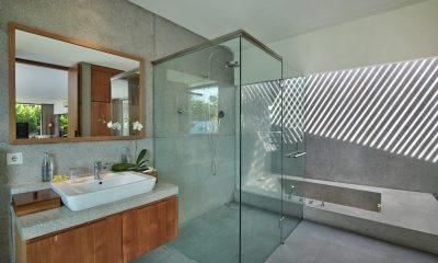 Ziva A Boutique Guest Bathroom | Seminyak, Bali