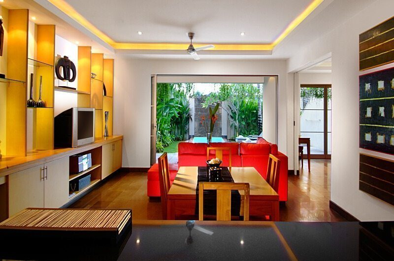 Bali Island Villas Dining Room | Seminyak, Bali