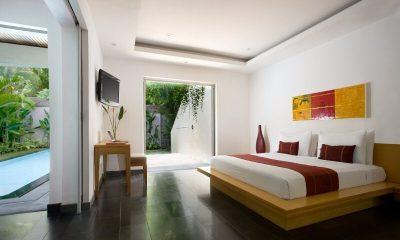 Bali Island Villas Bedroom Two Side View | Seminyak, Bali