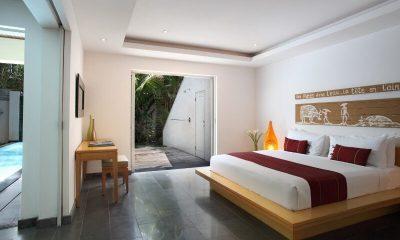 Bali Island Villas Bedroom One | Seminyak, Bali