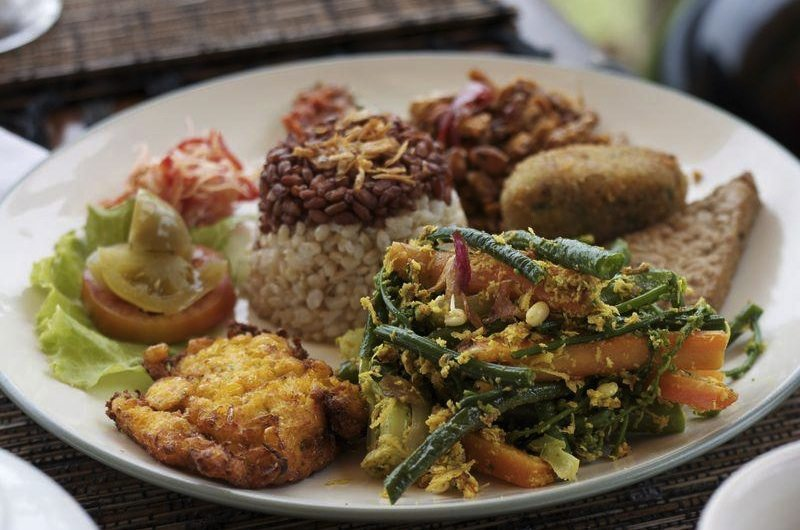 Traditional Indonesian Meals