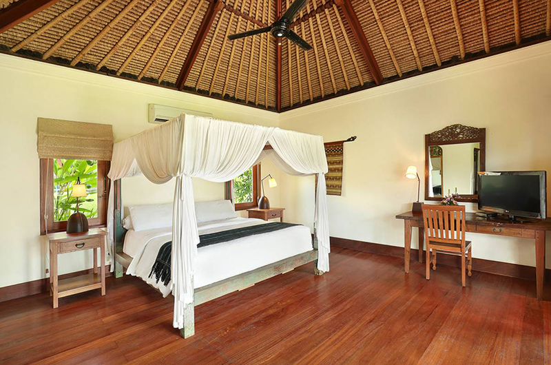 Impiana Cemagi Garden Villa Bedroom with TV | Seseh, Bali