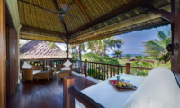 Impiana Cemagi Ocean Villa Balcony with Views | Seseh, Bali