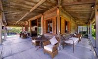Impiana Cemagi Joglo Villa Seating | Seseh, Bali
