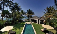 Majapahit Beach Villas Pool Side | Sanur, Bali