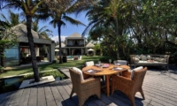 Majapahit Beach Villas Outdoor Seating Area | Sanur, Bali