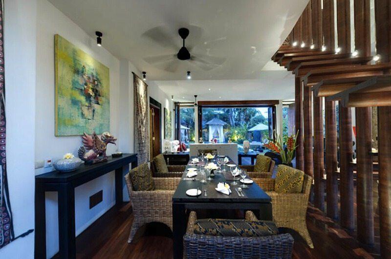 Majapahit Beach Villas Dining Area | Sanur, Bali