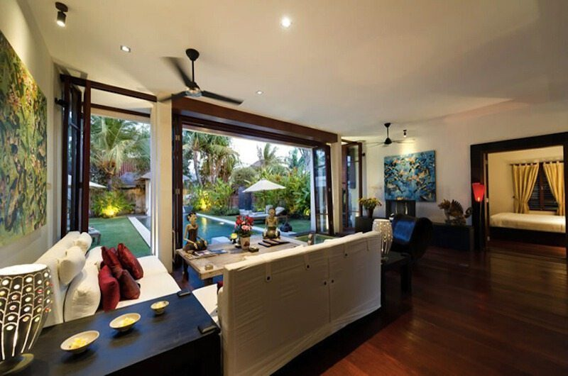 Majapahit Beach Villas Living Area | Sanur, Bali