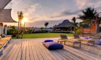 Majapahit Beach Villas Maya Outdoor Deck | Sanur, Bali
