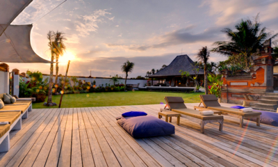 Majapahit Beach Villas Maya Outdoor Deck | Sanur, Bali