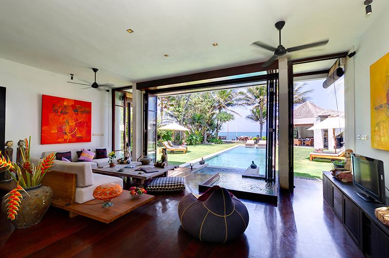 Majapahit Beach Villas Maya Living Room | Sanur, Bali
