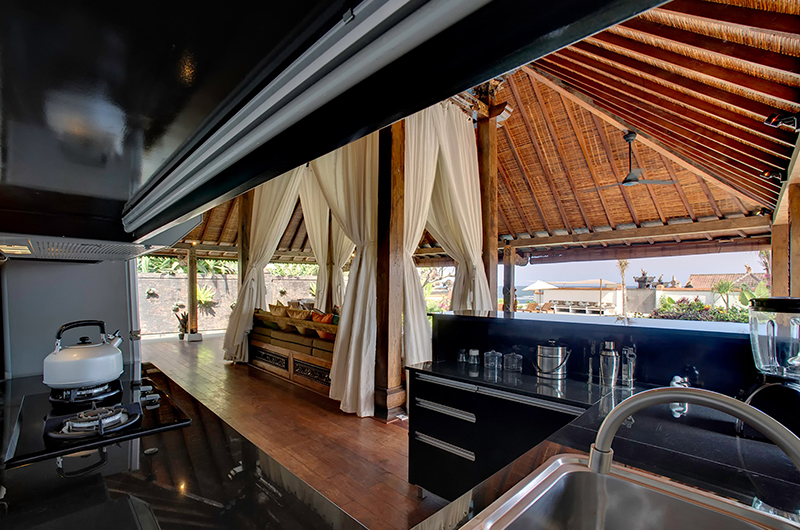 Majapahit Beach Villas Maya Kitchen Equipment | Sanur, Bali