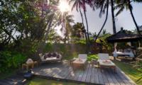 Majapahit Beach Villas Nataraja Outdoor Deck | Sanur, Bali