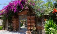 Majapahit Beach Villas Nataraja Main Entrance | Sanur, Bali