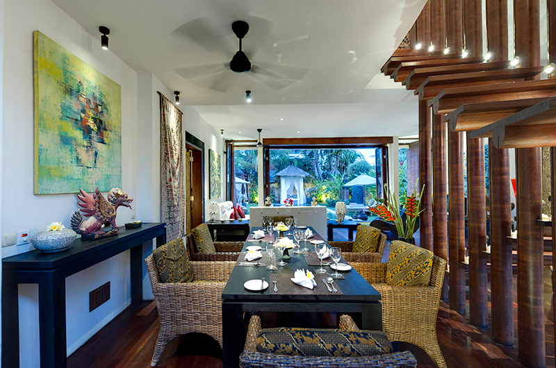 Majapahit Beach Villas Raj Dining Table | Sanur, Bali