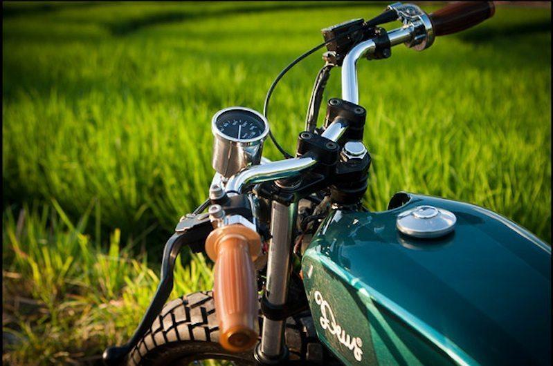 Hiring a Motorbike in Bali